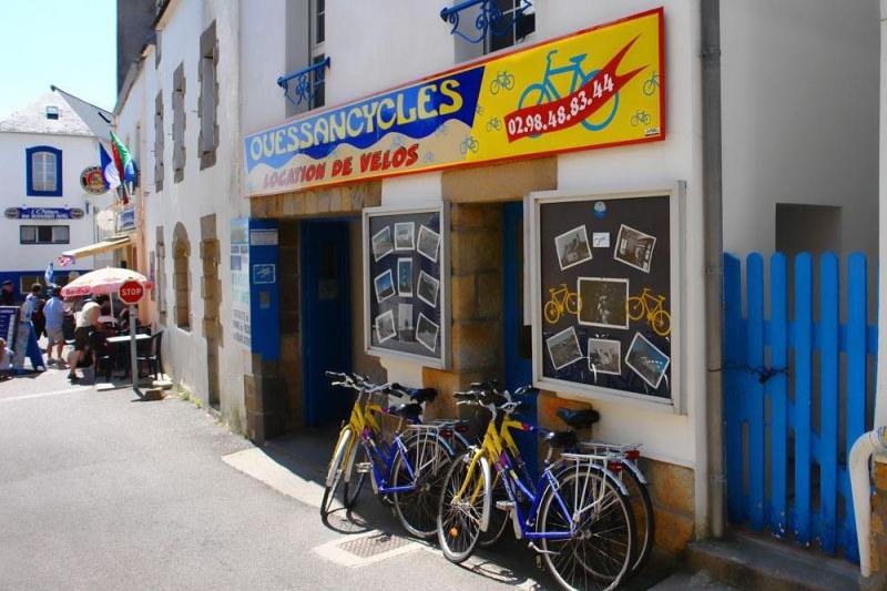 Boutique Location Vélos Bourg de Lampaul Ouessant où trouver - Infos pratiques et FAQ