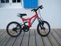 Vélo enfant 16 pouces - Location vélos