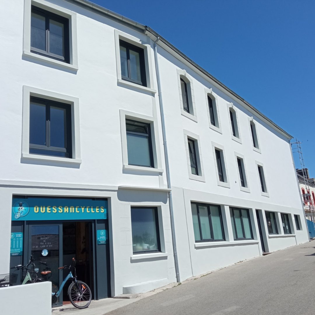 Ouessancycles magasin - Accueil